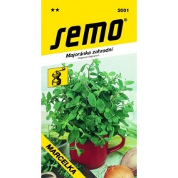 SEMO Majoránka zahradní MARCELKA   0.35 g
