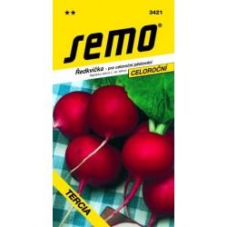 SEMO Ředkvička TERCIA - celoroční   5 g