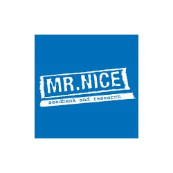 Mr. Nice Seeds NL5 x Afghan 18ks