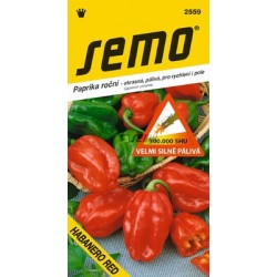 SEMO Habanero Red  15ks