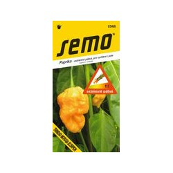 SEMO  Trinidat Moruga Scorpion Yellow  15ks
